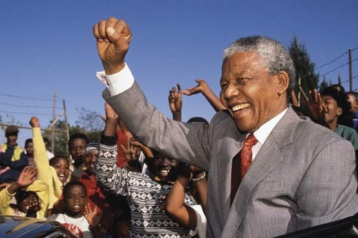 NELSON MANDELA ( Prostate Cancer )