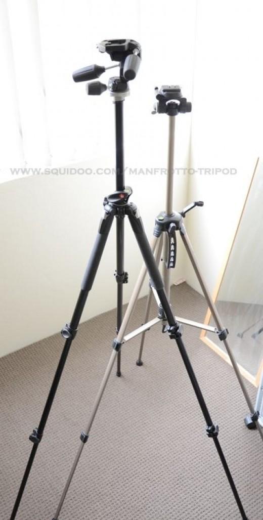 Maximum height of 158cm & weight capacity of 5kg