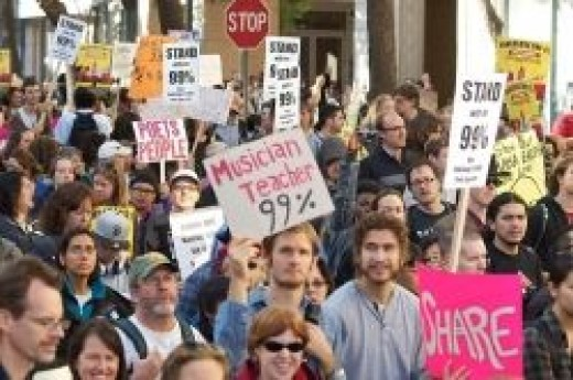 The 99 Percent Demand Justice in Occupy Oakland