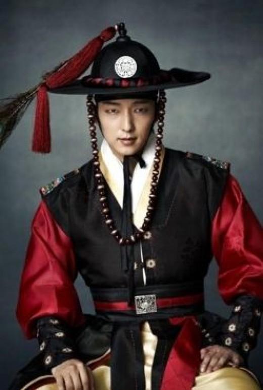Lee Jun Ki as Eun Oh