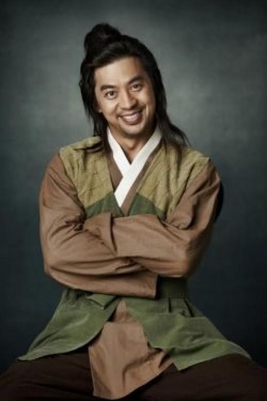 Hwang Bora as Bang Wool