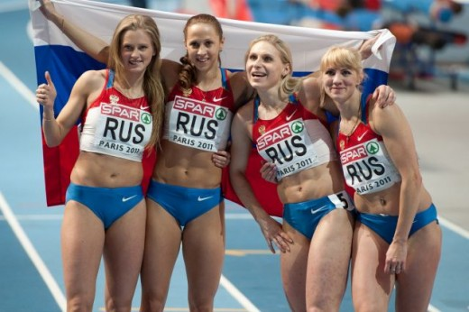 2011 Russian indoor athletics