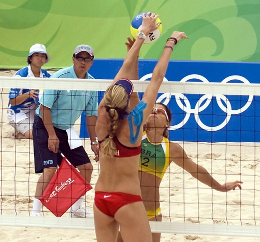 Summer Beach Volleyball 2008