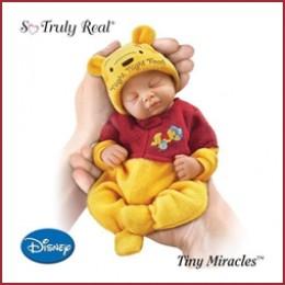 Fiorenza Biancheri Tiny Miracles Winnie The Pooh Night, Night Pooh