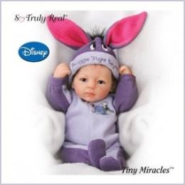 Eeyore Mini Baby Doll