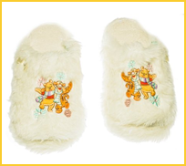 Winnie the Pooh Fluffy Slippers
