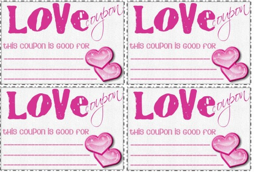 These coupon books are able to be used for any occasion. They are adaptable.Image Courtesy Of Google Images