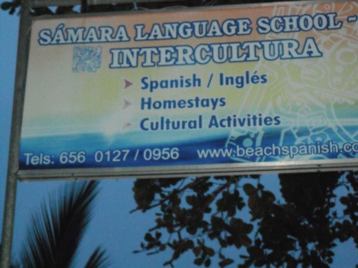 This was were I was bound for for week 1 , this was where the cultural immersion took place.Image From Personal Archive