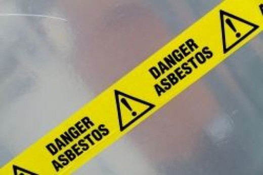 Asbestos removal is costly and time consuming