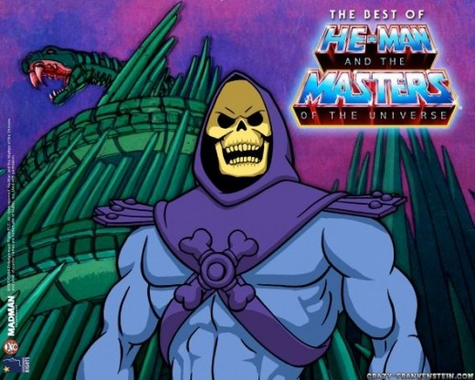 Skeletor Wallpaper