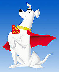 Krypto the Animated Series