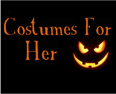Halloween costumes for her