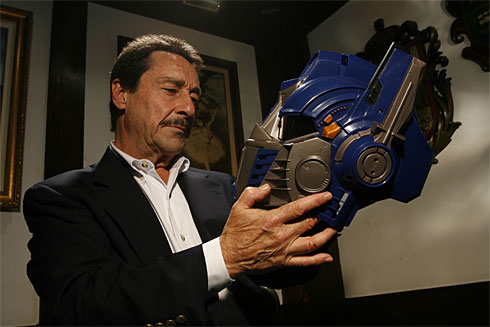 Peter Cullen Optimus Prime