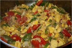 ackee and saltfish recipe, Jamaica's national dish