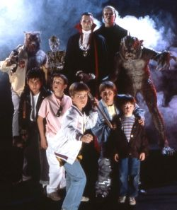 The Monster Squad characters