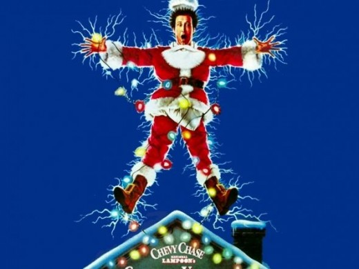 Christmas Vacation with Chevy Chase