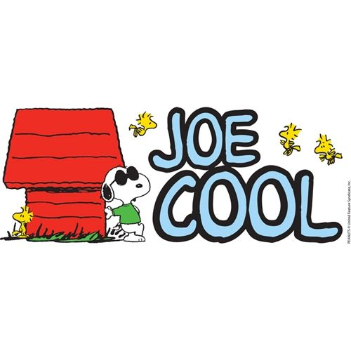Click the image for Joe Cool merchandise!