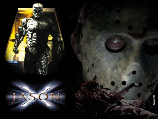 Jason X Wallpaper