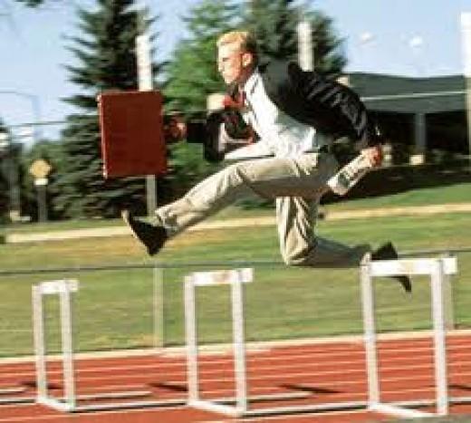 Overcome your hurdles