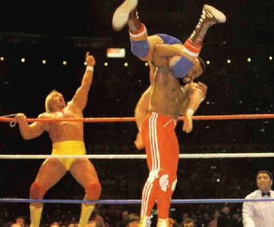 Mr. T Pro Wrestling