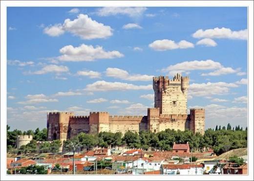 La Mota Castle, Medina del Campo