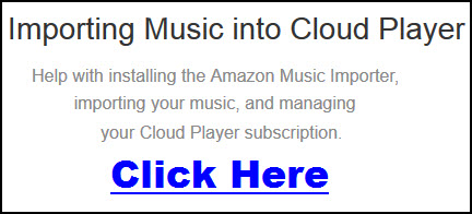 Uploading Music To Kindle Fire HD