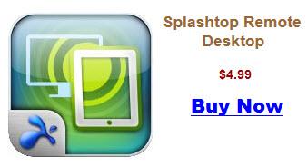 Splashtop Remote Desktop App