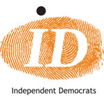 The logo of the Independent Democrats (ID)