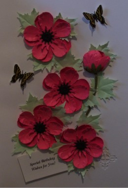 How to Make Uniquely Beautiful Floral Greeting Cards | hubpages