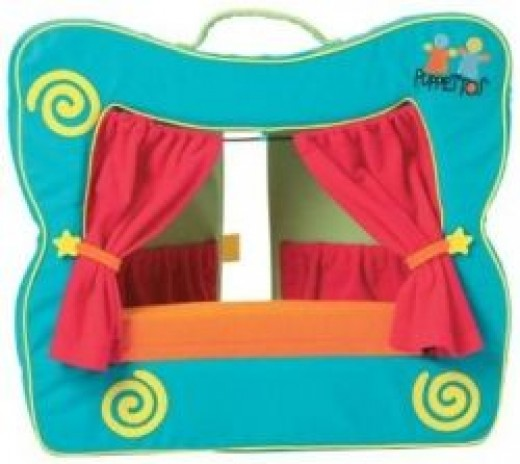 Puppettos Theater Stage