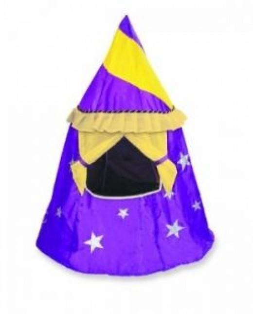 Manhattan Puppet Tent