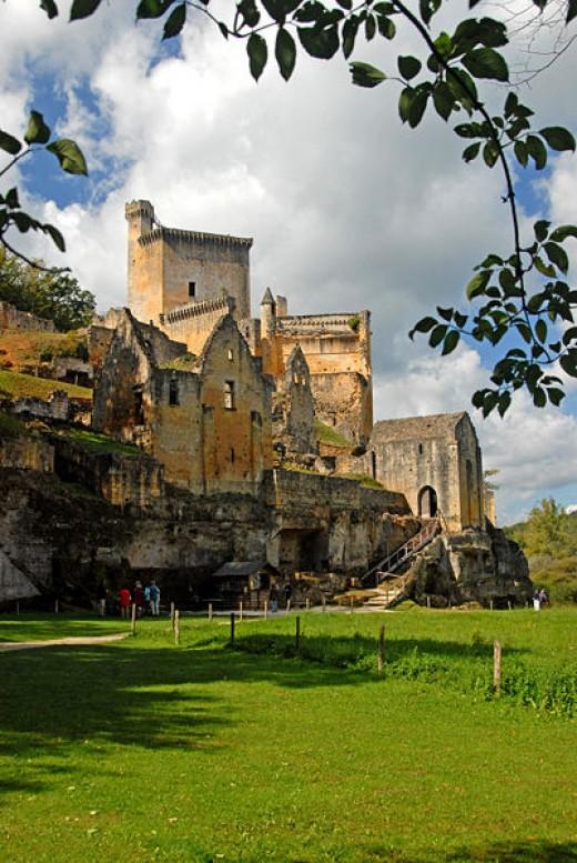 Château de Commarque