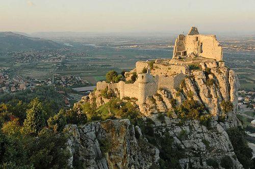 Crussol Castle