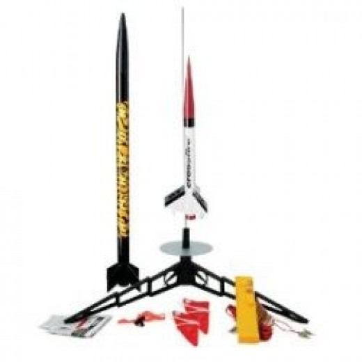 Tandem X Model Rocket Set: