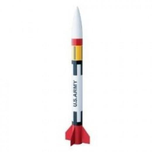 Patriot Model Rocket Kit