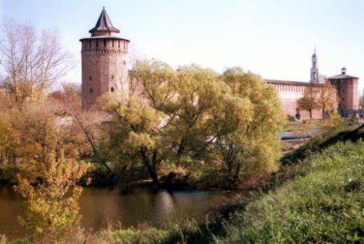 Kolomna Fortress