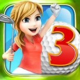 lets golf 3 app icon