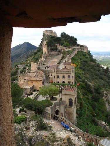 Xativa (Játiva) Castle