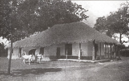 Dr. Green's First Hospital in Manipay, Jaffna.