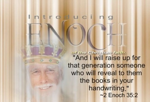 secrets of enoch the book of watchers