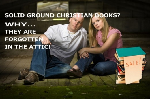 Can Lee Grady Find Inspiration in the Attic?