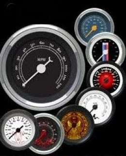 Custom Car Gauges
