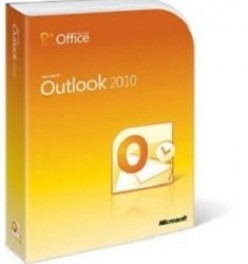 Restore last Microsoft Outlook 2010 email session