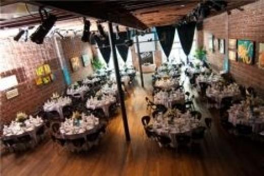Nova 535 wedding venue in St Petersburg, FL