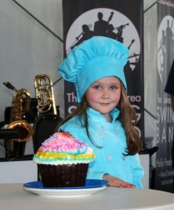 Abby and the $12,400 cupcakes!