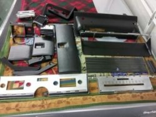 Vintage Auto Parts