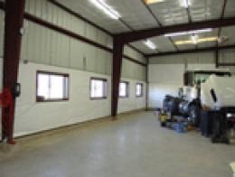 Steel Building Shops and Metal Garages