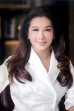 Korina Sanchez, wife of Mar Roxas