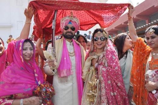 Gul Panag Wedding