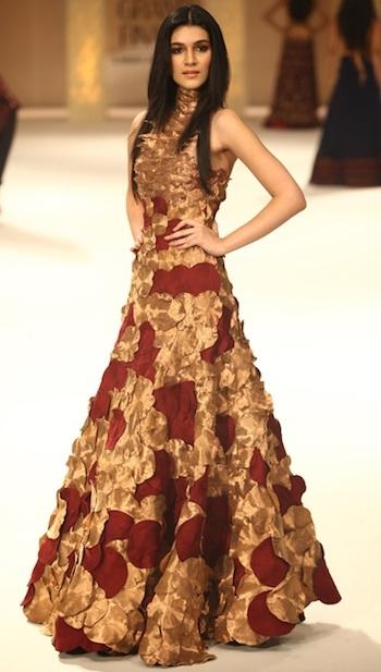 Rohit Bal Colletion at Lakme Fashion Week
